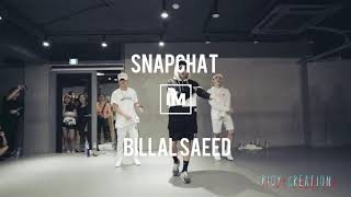 Snapchat Story - Bilal Saeed ft. Romee Khann| Dance Choreography | Spidy Creation