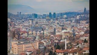 Sarajevo - Capital da Bósnia e Herzegovina