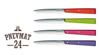 Набор кухонных ножей Opinel 125 Pop (4 шт.) (Обзор, распаковка)