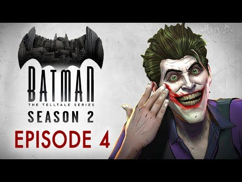 Batman: The Enemy Within - Episode 4 - What Ails You (Full Episode)