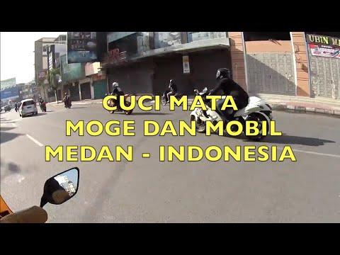 Vlog MEDAN - SunMori Ketemu MOGE & Mobil Kece