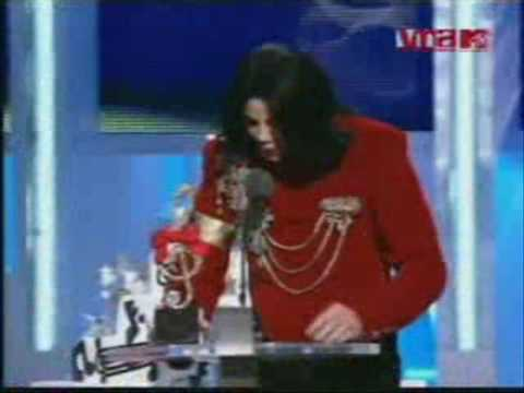 Michael Jackson with Britney Spears Live from 2002 MTV