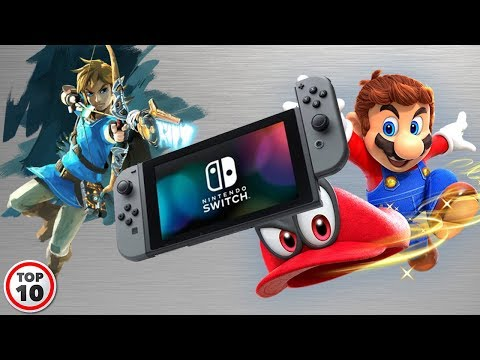 Top 10 Best Games For Nintendo Switch