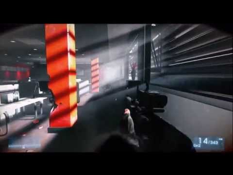 Battlefield 3 - Paris, France 13 November Mission Gameplay HD (Part 1)
