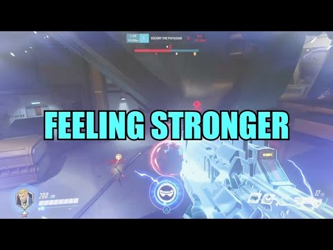 Feeling Stronger - an Overwatch Montage