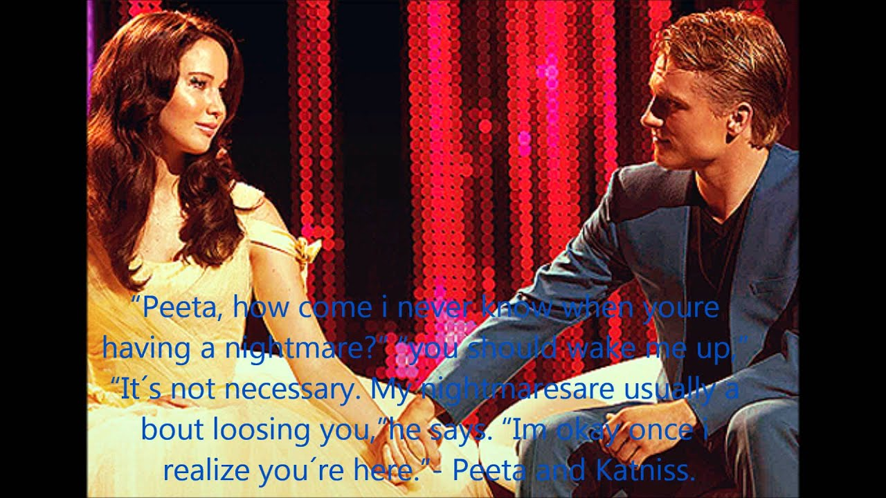 Make Own Quote Wallpaper The Hunger Games Cathcing Fire Quotes Quot The Spark Quot Youtube