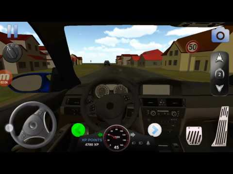 SCHOOL DRİVİNG 3D  (BMW M5)