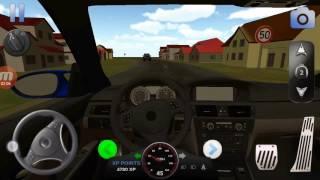 SCHOOL DRİVİNG 3D  (BMW M5)