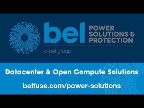 Bel Solutions for Data Centers & High Performance Computing