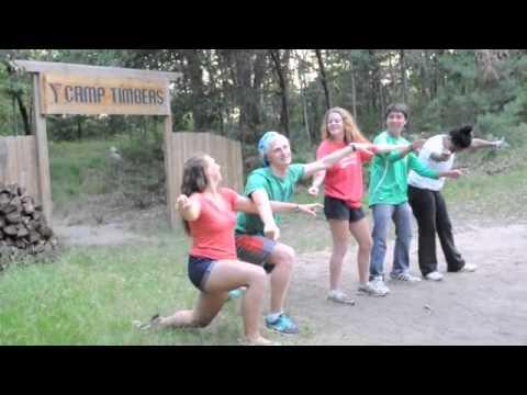 The Bear Skit at YMCA Camp Timbers