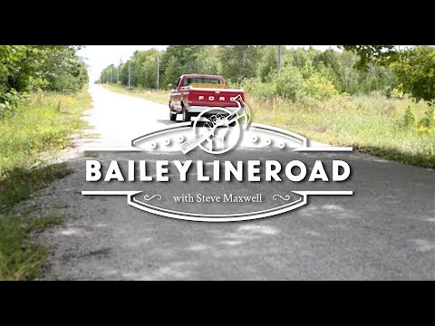 Bailey Line Road Channel Trailer