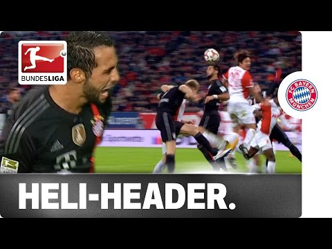 A Goal with a Twist – Benatia's Helicopter Header