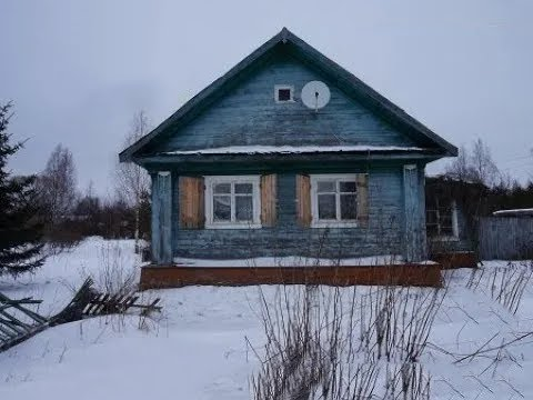 Дом в селе Заозерье