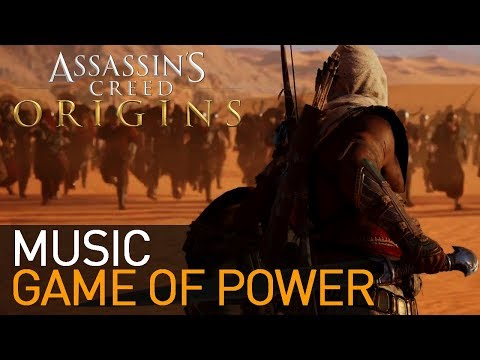 Assassin's Creed Origins - Game of Power Trailer Music | Window of Appearances
