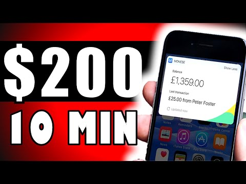 Earn $200.00+ Every 10 Mins! (JUST PHONE!)
