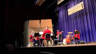 TEW 2012: The U.S. Marine Band Tuba-Euphonium Quartet