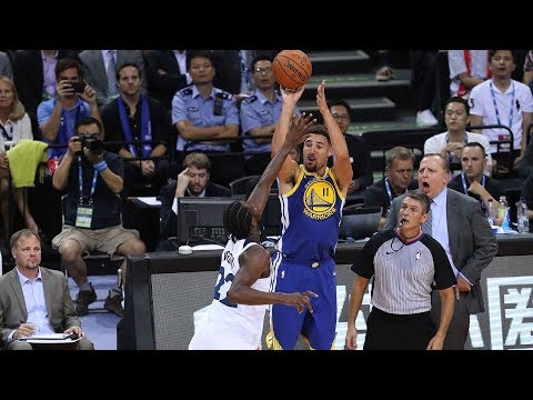 Dubs Downed in Shenzhen