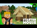 Building a Minecraft Survival Base | Ep. 01 | Starter House!