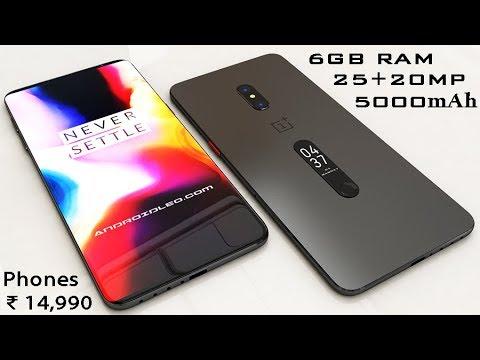Best 10 Smartphone Under 15000 | $200 With 6GB RAM In 2019