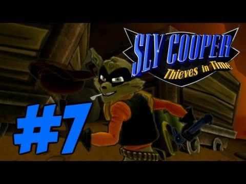 Sly Cooper: Thieves in Time | LP #7: Olen ninja, minulla on viikset! [Ragevaroitus!]