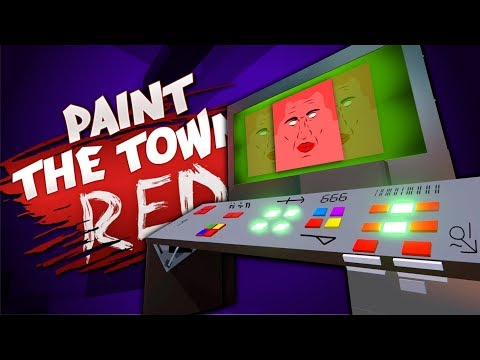 Please Don't Touch Anything REMAKE - Paint the Town Red