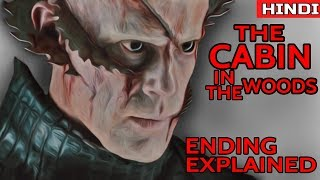 The Cabin in the Woods (2012) Ending Explained | Movie Marathon Day 5