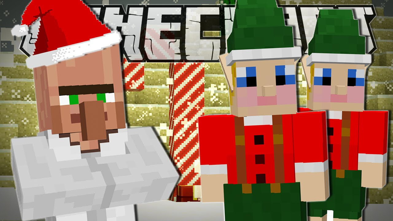 DR TRAYAURUS' CHRISTMAS COUNTDOWN | Minecraft [Day Five - 2014 ...