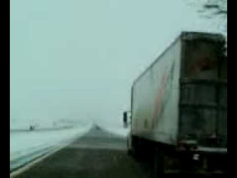 Beresford SD After witnessing svrl cars in ditch I29 conditi