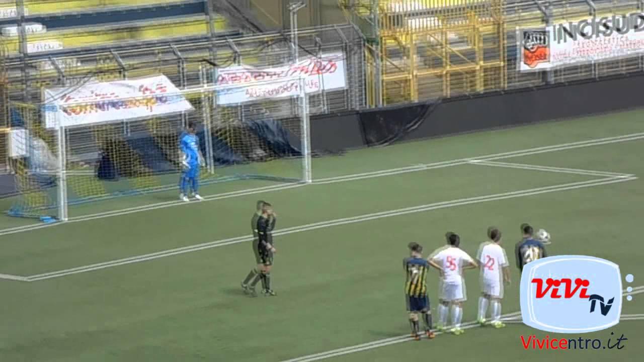 Juve Stabia Benevento 2 2 Giovanissimi Nazionali 13 04 2014 Youtube