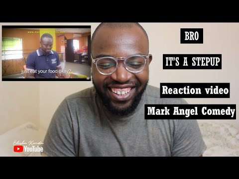 ITS A SETUP Reaction Video Mark Angel Comedy