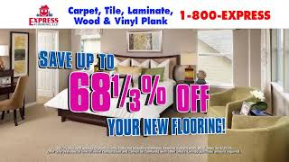 Express Flooring Great Mother's day Deals on Flooring