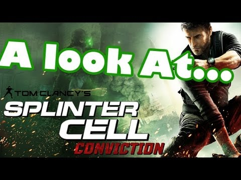 Tom Clancy's Splinter Cell Conviction PC Gameplay Opinion And First Impressions Review Max Settings
