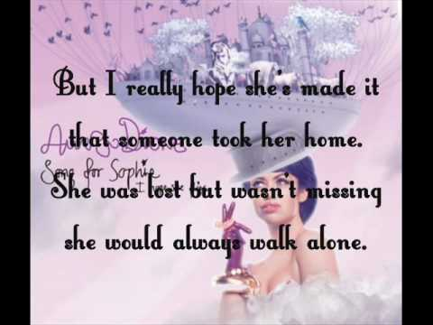 Aura Dione - Song For Sophie (Lyrics) Aura Dione - Song ...