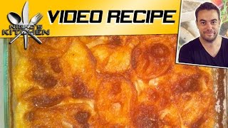 Bacon & Cheese Potato Bake - Video Recipe