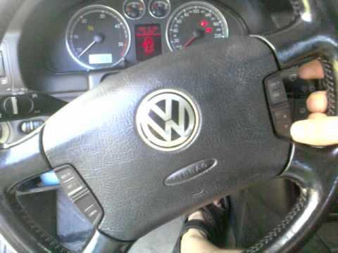 mk4 jetta steering wheel controls