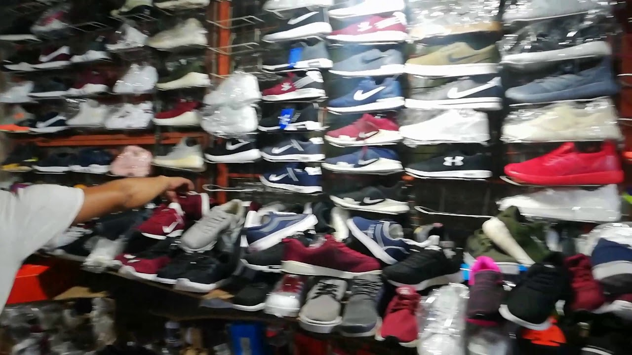 500 pesos! Divisoria Shoes! - YouTube