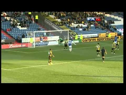 Download Oldham 3-1 Burton Albion  | The FA Cup 1st Round 12/11/11