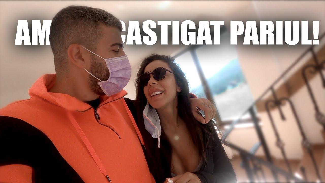 AM CASTIGAT PARIUL!