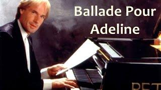 Músicos do Piano - Richard Clayderman - 'Ballade Pour Adeline'