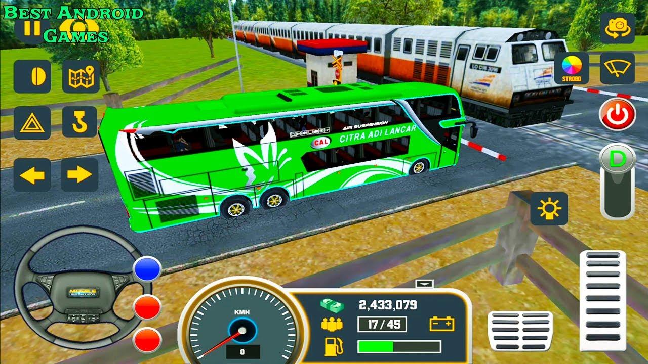 صورة فيديو : حافلة متنقلة محاكي #16 – العاب سيارات – ألعاب أندرويد