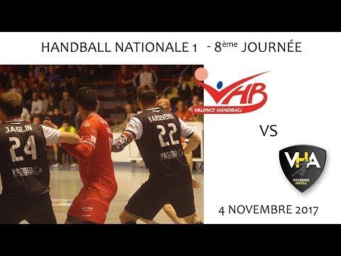 2017 11 04 44 Rencontre Sportive Handball NM1 VHB vs VHA