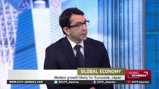 Ayhan Kose of World Bank Group discusses global economic prospects