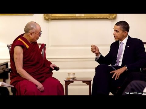 To stop CPEC project, Obama meets Dalai Lama, China upset: Paki Media is in tension
