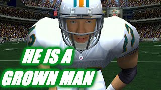 NOT SO SPECIAL - MADDEN 2004 DOLPHINS FRANCHISE VS RAVENS s2w10