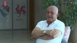 Entrevista Vítor oliveira