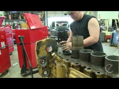 Diesel, Industrial and Agricultural Mechanics I and II @ Herndon Career Center