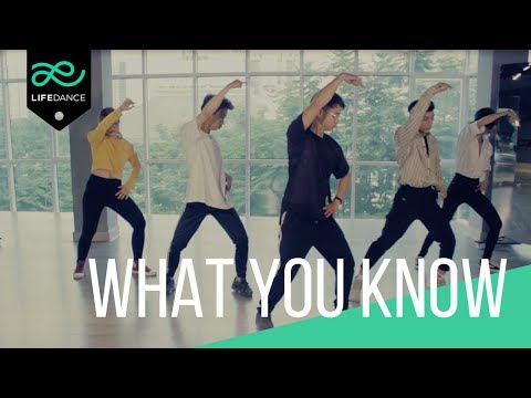 What You Know | Mike Song Choreography | Cover by Fung Huynh & LIFEDANCE Team
