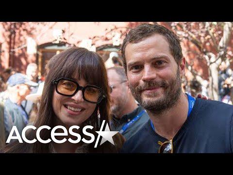 Dakota Johnson & Jamie Dornan's 'Fifty Shades' Reunion