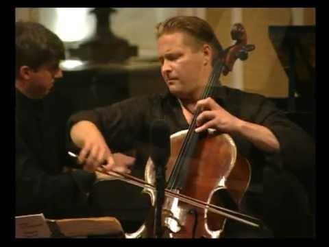 Nikolai Myaskovsky Cello sonata no1, opus 12