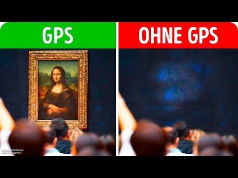 20 Beweise, dass du GPS häufiger verwendest, als du denkst